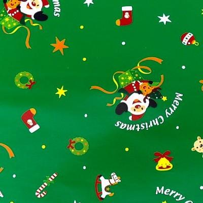 クリスマス‐グリーン